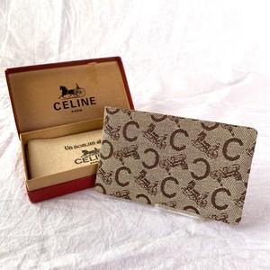 Celine 80's Address book -Deadstock-