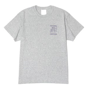 """FREEDIVING"" T-Shirts (Gray)"