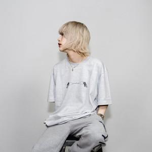 ロザリーナ×MFC STORE コラボTシャツ(ASH)