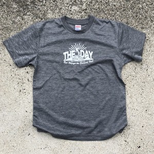 THE DAY TRAIL T-SHIRTS 2019 heather gray white