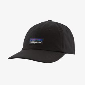 PatagoniaP-6 ラベル・トラッド・キャップ Black