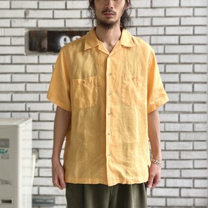 USED LINEN S/S SHIRTS