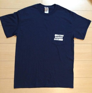 NDG - Atari Logo Pocket Tee (Navy)