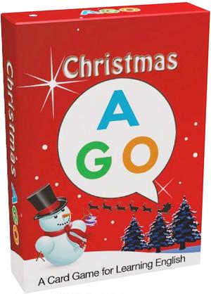 AGO クリスマス 英語 (カードゲーム)  4573205120201-2
