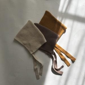 kobito knit bonnet