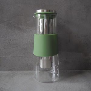 水出しコーヒーボトル1300ml COLD BERW BOTTLE shasta(アメリカ)