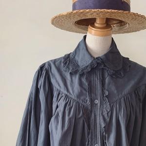Victorian 後染めチュニックシャツ