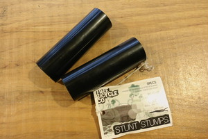 TREE BICYCLE CO STUNT STUMPS PEGS