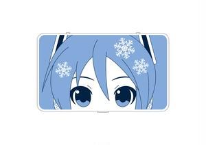 SNOW MIKUマスクケース(フェイスアップ)