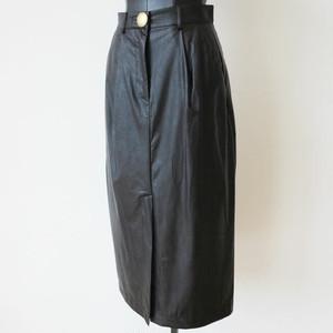 IMPERIAL フェイクレザーペンシルスカート:IMP-446 ¥14,500+tax