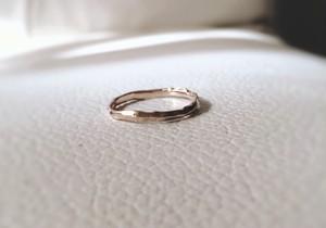 【受注生産】K10YG Roche ring(ローシュリング)
