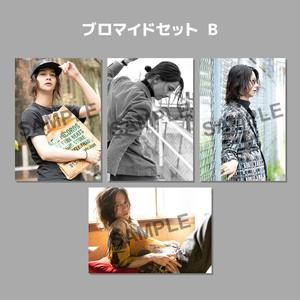 横井翔二郎「翔」アザーカットブロマイドBセット