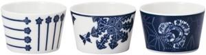 ナルミ紀尾井 小鉢(3個揃) 41683-33414