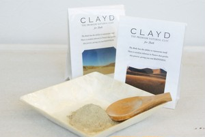 クレイ (入浴剤)30g×2 【CLAYD】