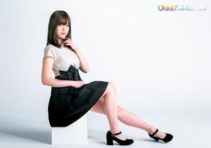 「オッドフェスvol.3 栗生みな ブロマイド」【ODDF-003 Mina】