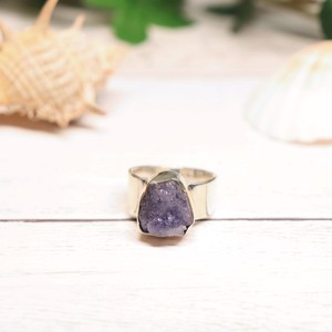 Gem Ring(Iolite)