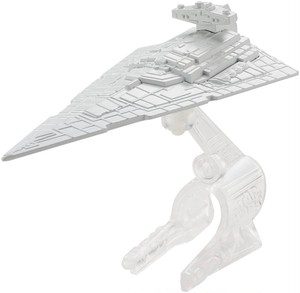 Hot Wheels Star Wars Starship Star Destroyer Devestator Vehicle