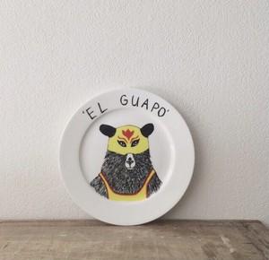 jimbobart プレート / EL GUAPO