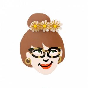 Coucou Suzette Daisies hair clip
