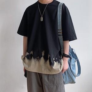 染めデザインTシャツ BL6429