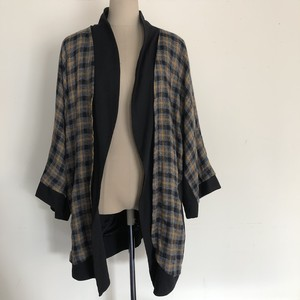 Old Check Gown