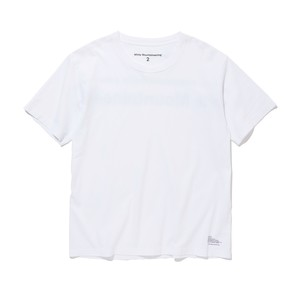 LOGO PRINTED T-SHIRT-WHITE