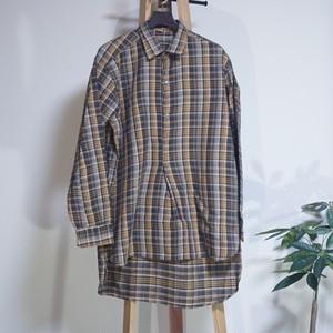 フランス グランパシャツ 70-80's France [C918]