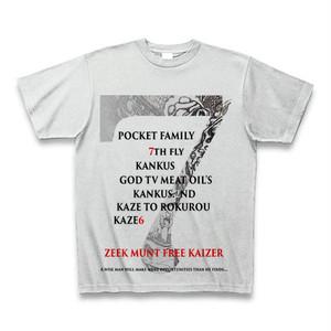 KAZE6 Tシャツ NO.9