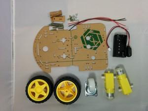 スマートカーキット Smart Car Kit-Acryl_Base