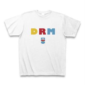 DRM(ドラえもん風)配色Tシャツ