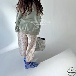 «予約» go.u flower pants フラワーパンツ