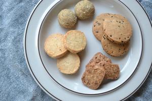 【複数購入用・送料別】南部小麦クッキー4種セット<4月>