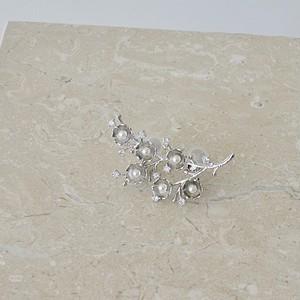 【Jardin secret】ジャルダンサクレ イヤークリップ silver(S1904)