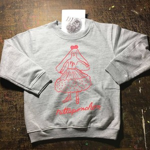OH!SUSHI!HIME! baby sweat shirt 100size
