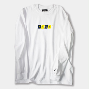 Cutter L/S Tee White