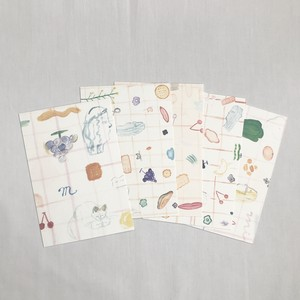 postcard set (5sheets)