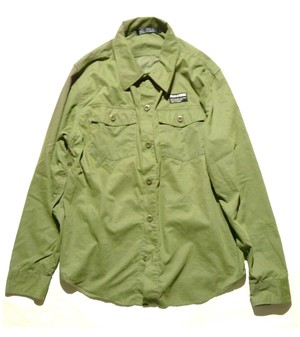 piece of KOUNE 14SS S-01 / Military shirts