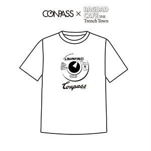 CONPASS x BAGDAD CAFE THE trench town