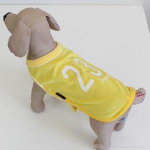 【M~XL】犬服 メッシュウェア 4016