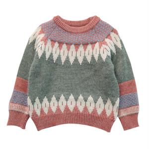 NEW ノルディックセーター