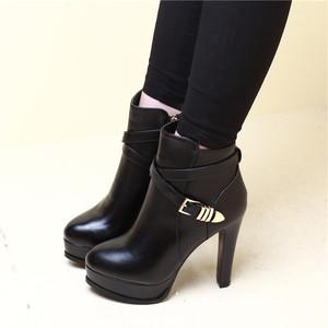 【shoes】PUファッション感満々セクシーパンプス 24227086