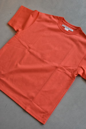 EEL Products Quali Tee (クオリティー) Orange
