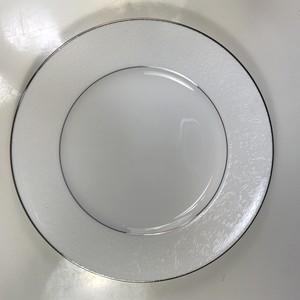 三郷陶器Sango SWISS LACE 20cmプレートT2020