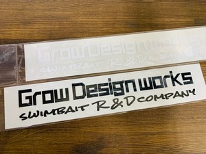 GROW DESIGN WORKS / ステッカー
