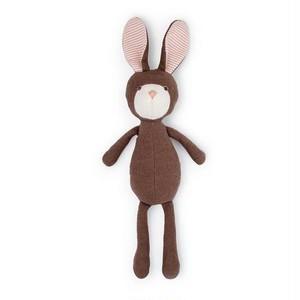 ウサギのZOE|オーガニックコットン ぬいぐるみ