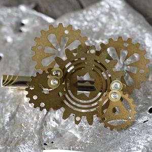 ギアアクセサリー タイピンタイプ 003