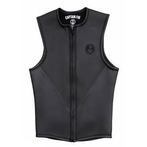 Captain Fin 2mm Skin Vest Checker