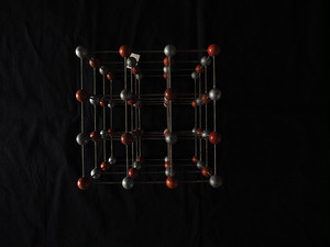分子構造模型