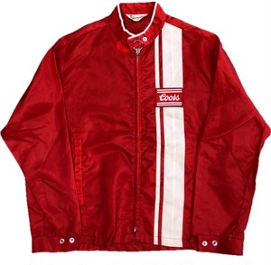 70's Swingster Coors Racing Jacket