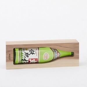 OBI sa case-L 飫肥杉焼酎箱(一升瓶用)